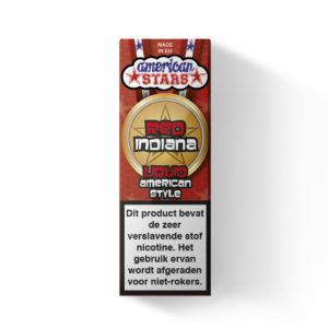 Flavourtec Red Indina - American Stars
