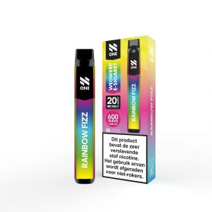 N One Rainbow Fizz Disposable