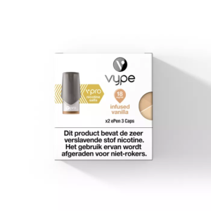 Vype ePen 3 Pods Infused Vanilla