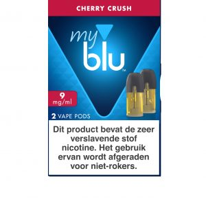 Blu Pods Cherry Crush