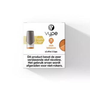 Vype ePen 3 Pods Rich Tobacco